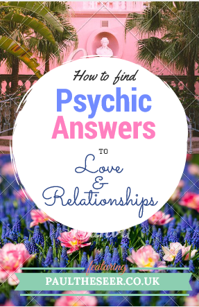 Love & Relationship Psychic Readings