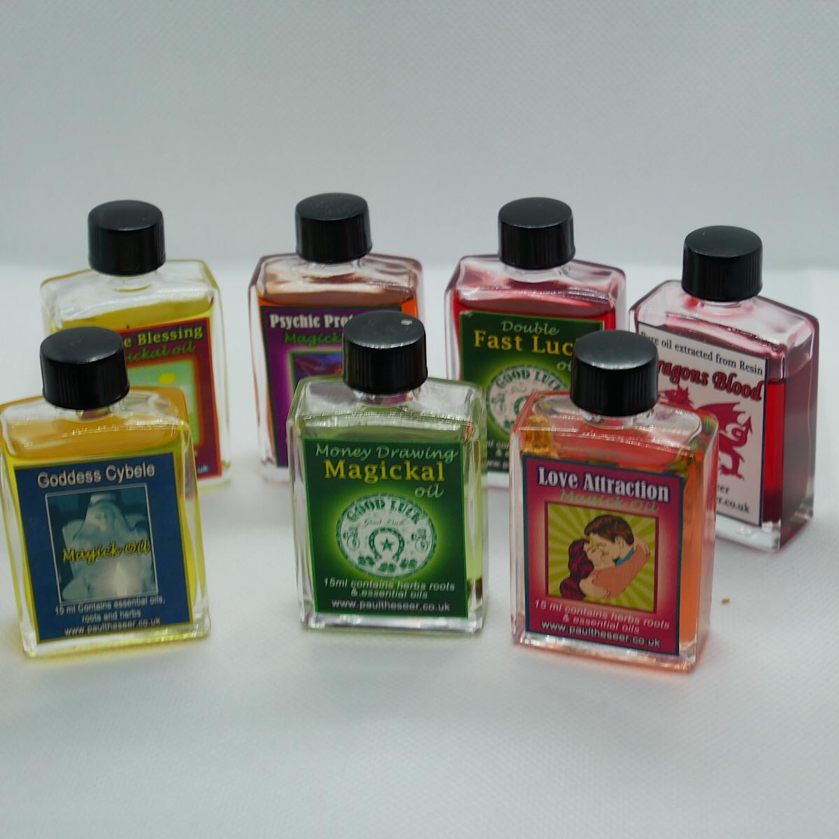 Magickal Oil